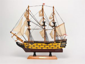 Historic Ship Model - HMS Victory