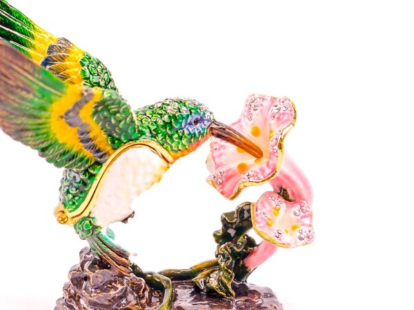 Cloisonne Humming Bird