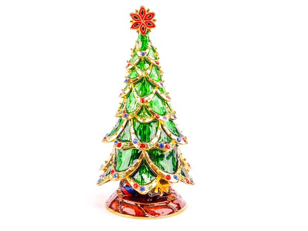 Cloisonne Christmas Tree