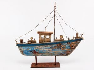 Nautical Gifts - Trawler Ornament
