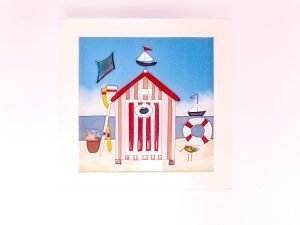 Seaside Scenes - Beach Hut