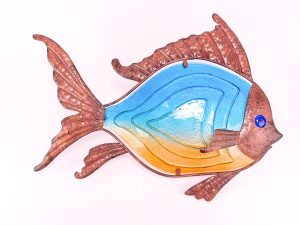 Rainbow Fish Wall Art