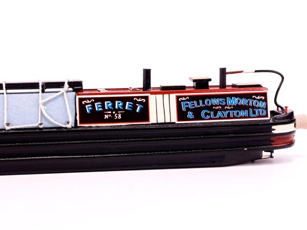 Canal Boat - Ferret