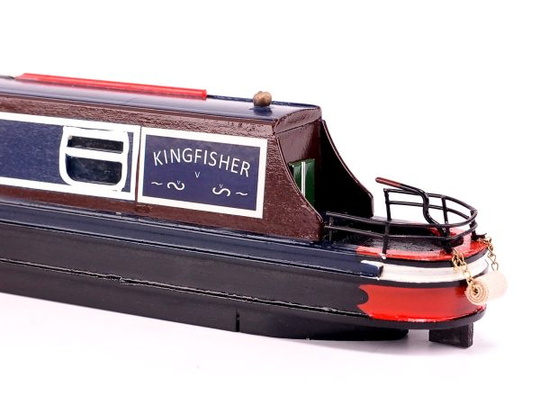 Canal Boat - Kingfisher