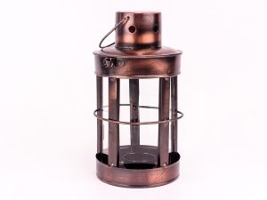 Cylindrical Nautical Lantern