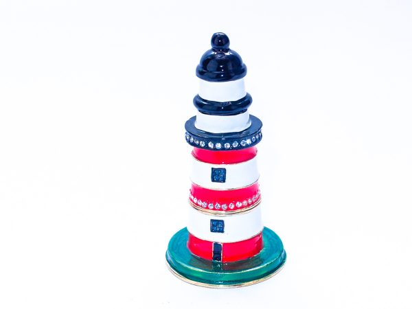 Cloisonne Lighthouse